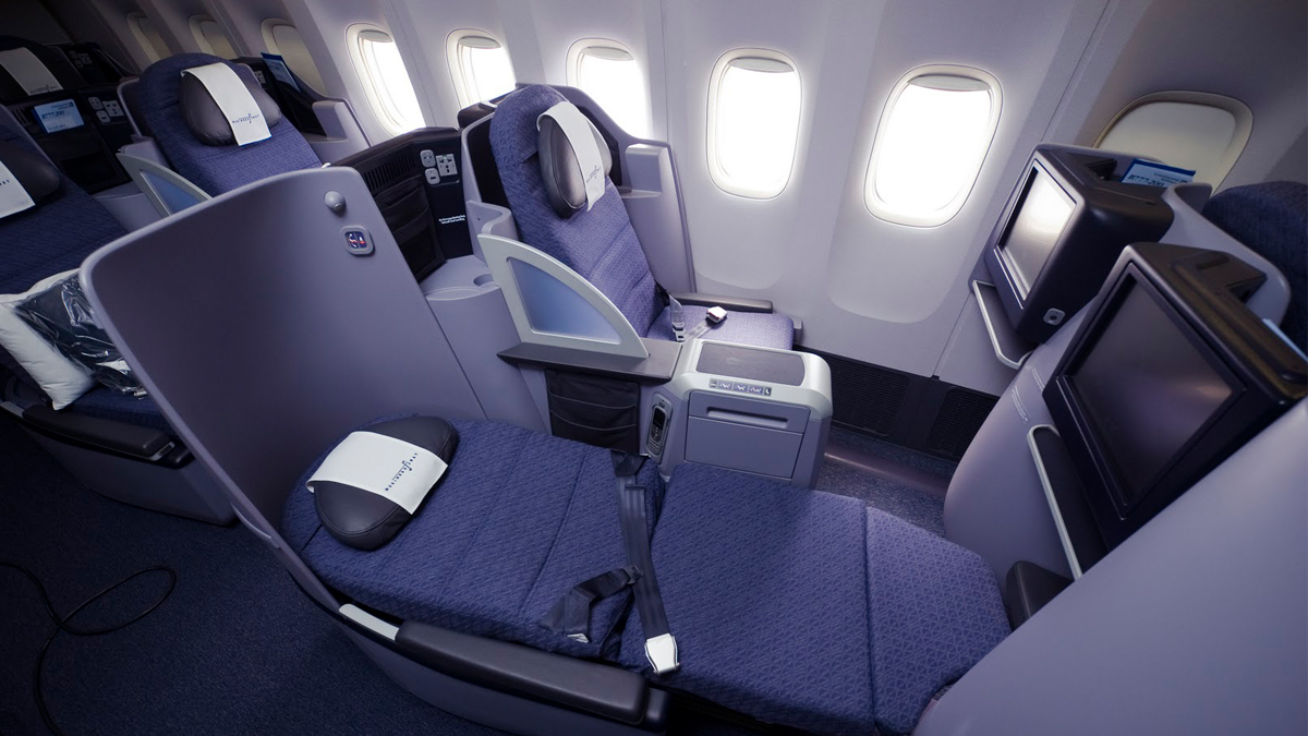A Fantastic Business Class Non Stop From The New York Area